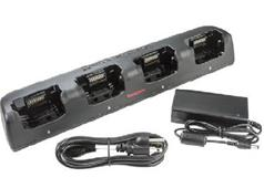 Dolphin 70E Four Slot Ethernet Charging and Communication Cradle