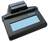 SigLite LCD 1x5 Electronic Signature Pad with MSR (USB Backlit)