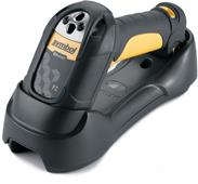 LS3578FZ Cordless Rugged Scanner Kit (USB, Fuzzy Logic)